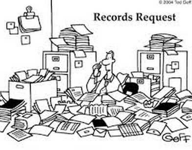 Records request fee letter
